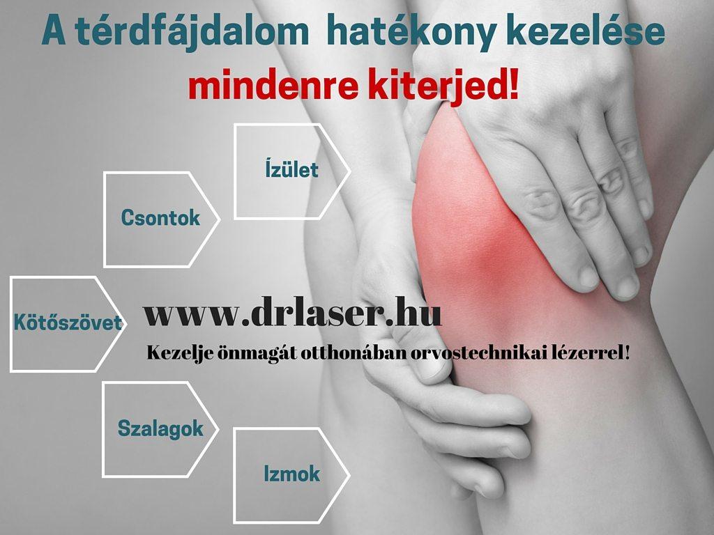 térdfájdalom hatékony kezelése